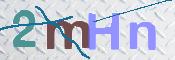 確認用の文字画像